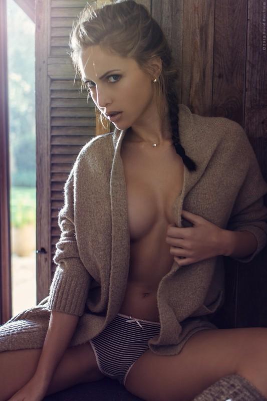 法国摄影师Ben haïm David:别拿我的私房当情色