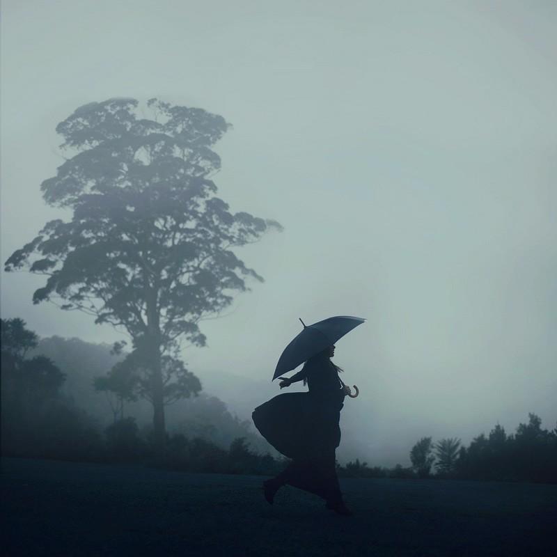 澳大利亚女摄影师Alex Benetel梦幻梦境般艺术人像摄影