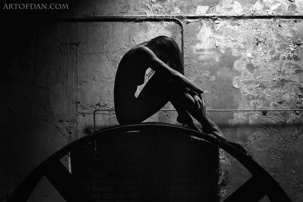 瑞士攝影師Dani Fehr:復古人體私房照來襲