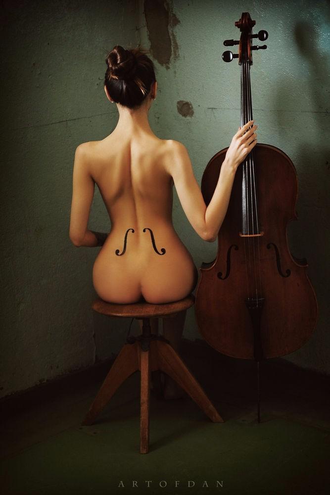 瑞士摄影师Dani Fehr:复古人体私房照来袭