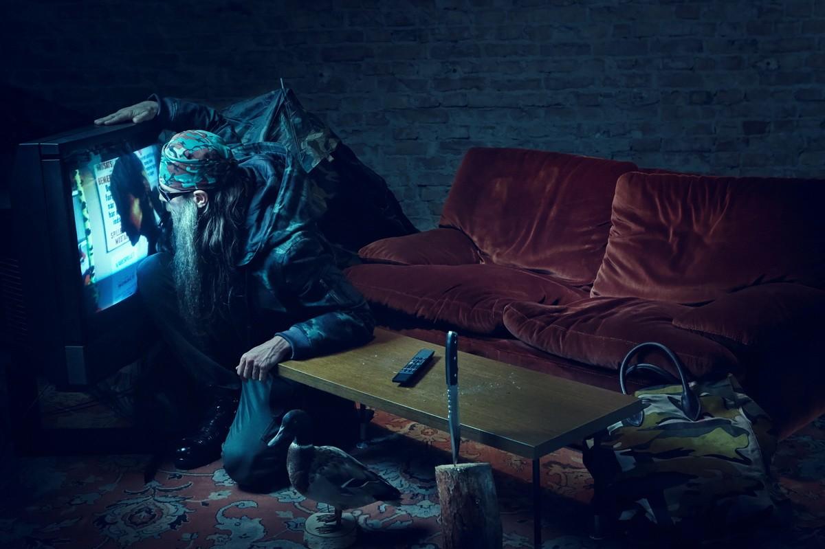 Gala男士时尚杂志时尚大片<一个电影迷>,摄影:Yves Borgwardt。A CINEMATIC OBSESSIONfashion editorial for GalaMen Magazine with Jochen Sc......